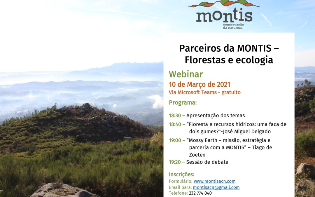 Parceiros da MONTIS – Florestas e Ecologia